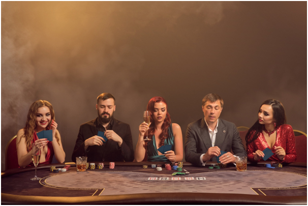 How to choose the right poker table to join?